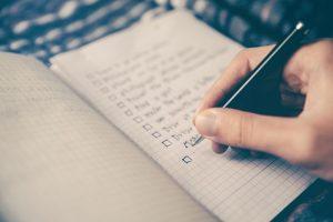 anesthesia billing - checklist