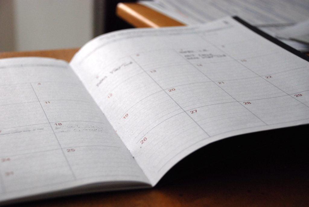 CRNA billing – billing for CRNA services – calendar