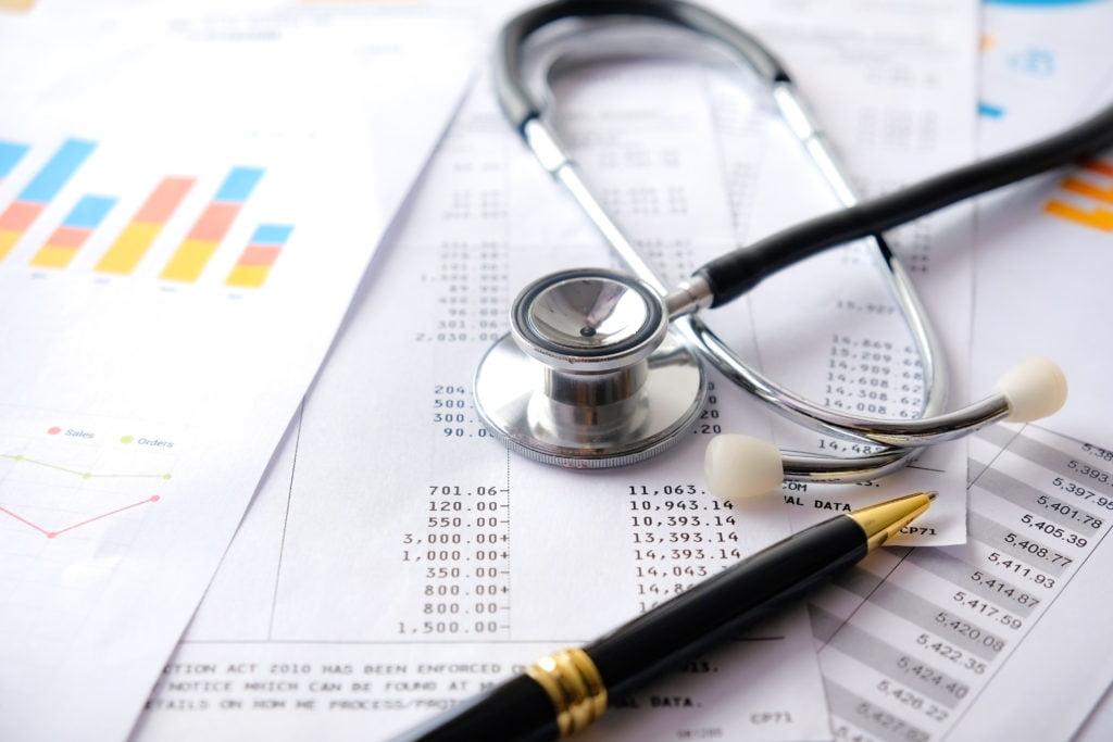 medical billing provider - header